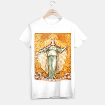 Thumbnail image of Princess Golden Flower T-shirt regular, Live Heroes