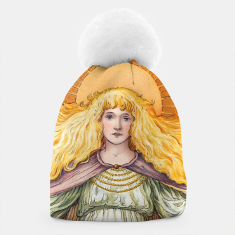 Thumbnail image of Princess Golden Flower Beanie, Live Heroes