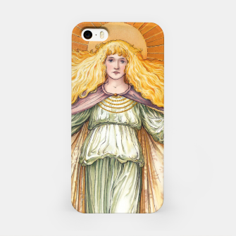 Thumbnail image of Princess Golden Flower iPhone Case, Live Heroes