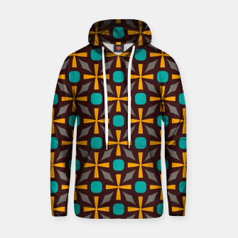 Bright naughts and crosses Hoodie thumbnail image