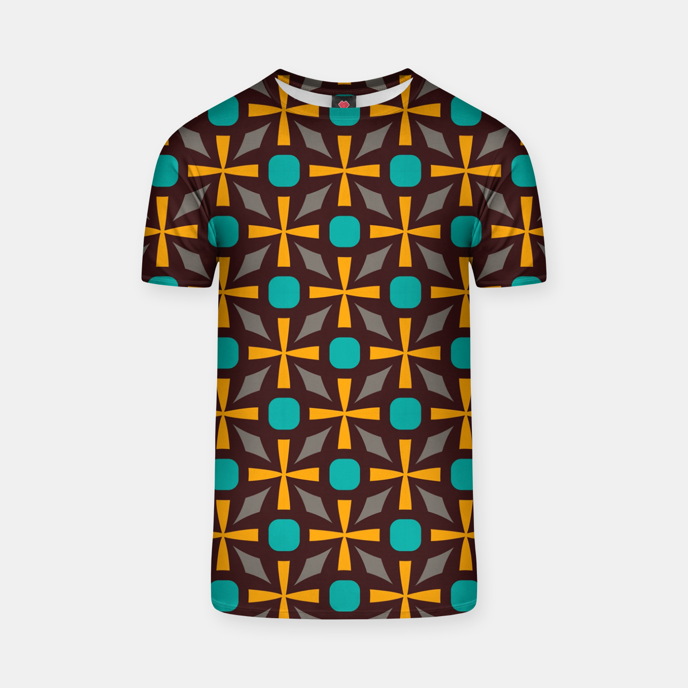 Image of Bright naughts and crosses T-shirt - Live Heroes
