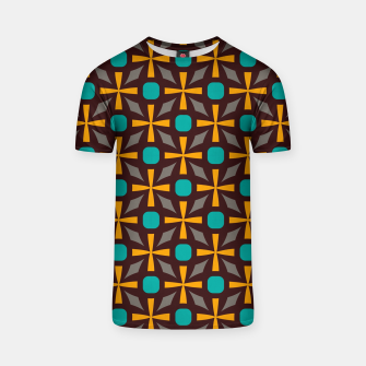Bright naughts and crosses T-shirt thumbnail image