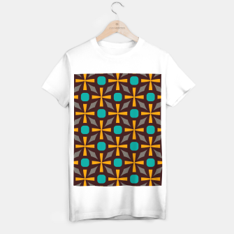 Bright naughts and crosses T-shirt regular thumbnail image