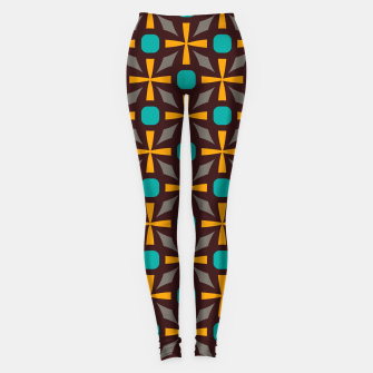 Bright naughts and crosses Leggings thumbnail image