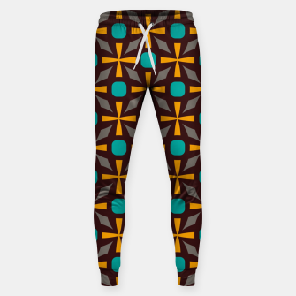 Bright naughts and crosses Sweatpants thumbnail image
