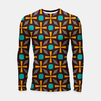 Bright naughts and crosses Longsleeve rashguard  thumbnail image