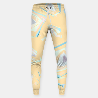 Thumbnail image of Deformed cosmic objects, floating in the empty space, geometric shapes Sweatpants, Live Heroes