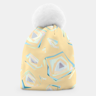 Thumbnail image of Deformed cosmic objects, floating in the empty space, geometric shapes Beanie, Live Heroes