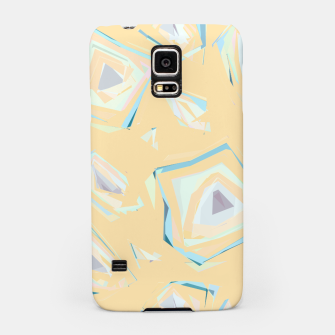 Thumbnail image of Deformed cosmic objects, floating in the empty space, geometric shapes Samsung Case, Live Heroes