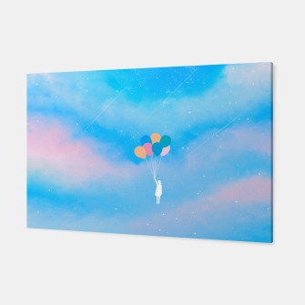Thumbnail image of Balloons Canvas, Live Heroes