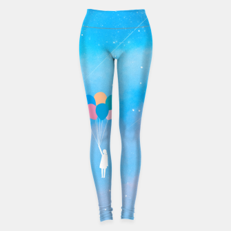 Thumbnail image of Balloons Leggings, Live Heroes
