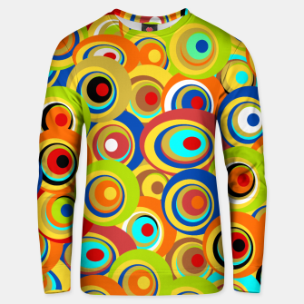 Thumbnail image of zappwaits pop Unisex sweater, Live Heroes