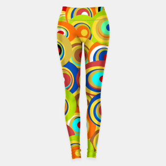 Thumbnail image of zappwaits pop Leggings, Live Heroes