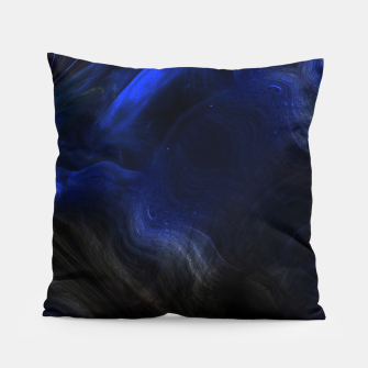 Thumbnail image of Space Cluster Fractal Abstract Pillow, Live Heroes