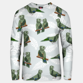 Thumbnail image of Kea New Zealand Bird Unisex sweater, Live Heroes