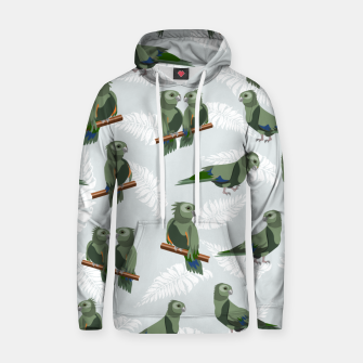 Thumbnail image of Kea New Zealand Bird Hoodie, Live Heroes