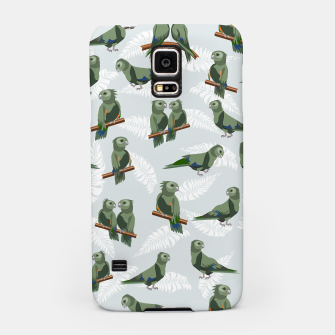 Kea New Zealand Bird Samsung Case thumbnail image
