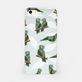 Kea New Zealand Bird iPhone Case thumbnail image