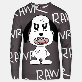 Thumbnail image of Rawr Sweater, Live Heroes