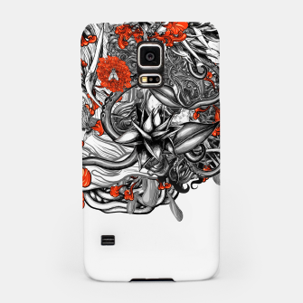 Thumbnail image of Flower Power White Samsung Case, Live Heroes
