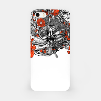 Miniatur Flower Power White iPhone Case, Live Heroes