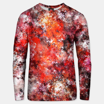 Thumbnail image of The red sea foam Unisex sweater, Live Heroes