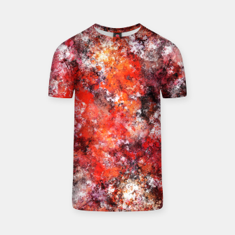 Thumbnail image of The red sea foam T-shirt, Live Heroes