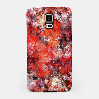 Thumbnail image of The red sea foam Samsung Case, Live Heroes