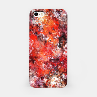 Thumbnail image of The red sea foam iPhone Case, Live Heroes