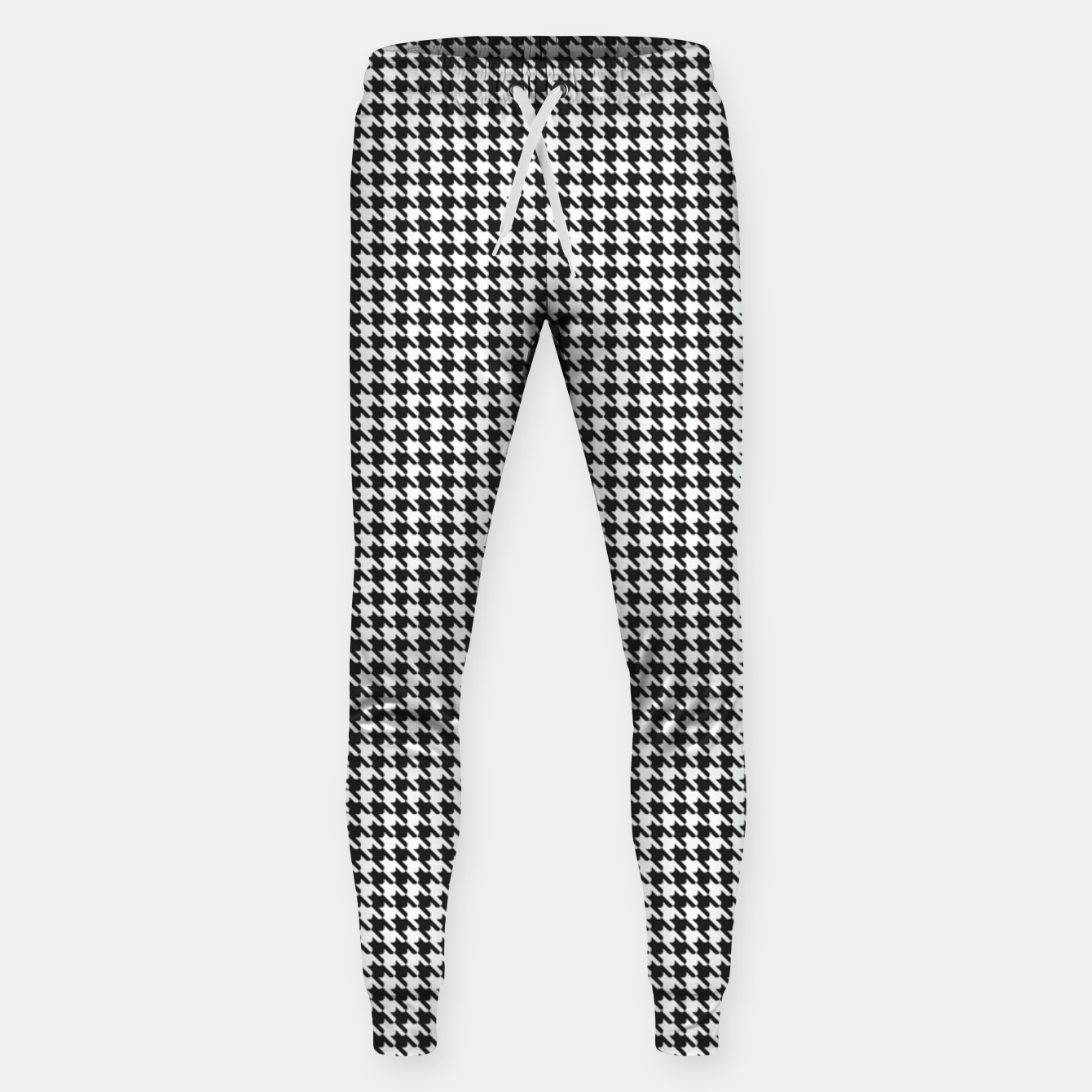 Image of Dogtooth pattern Sweatpants - Live Heroes