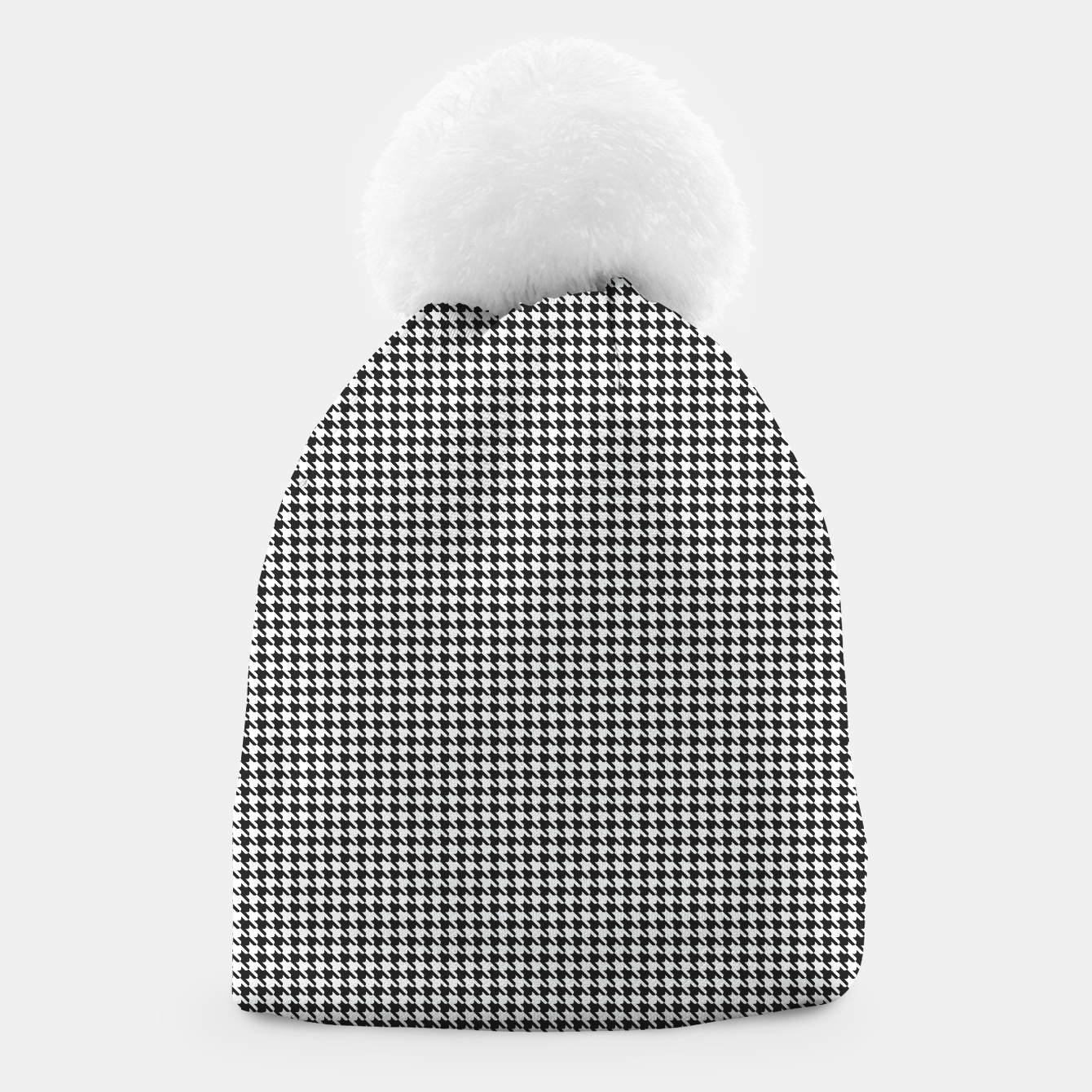 Foto Dogtooth pattern Beanie - Live Heroes