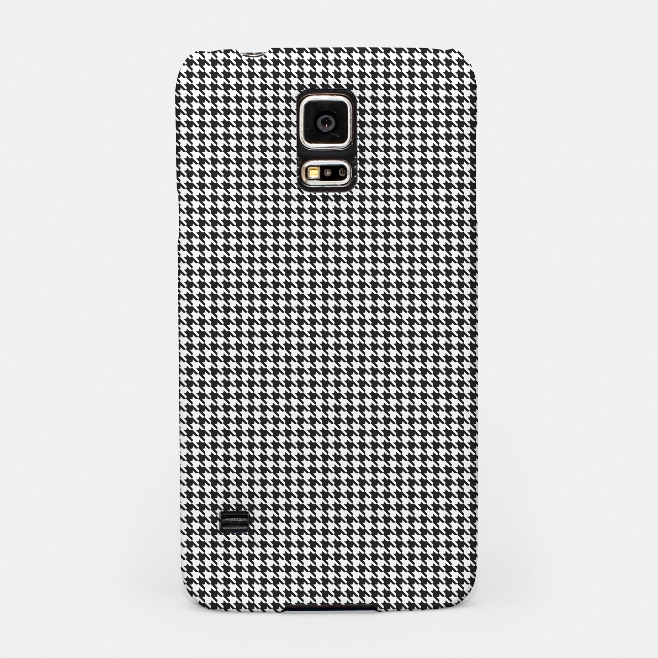 Foto Dogtooth pattern Samsung Case - Live Heroes