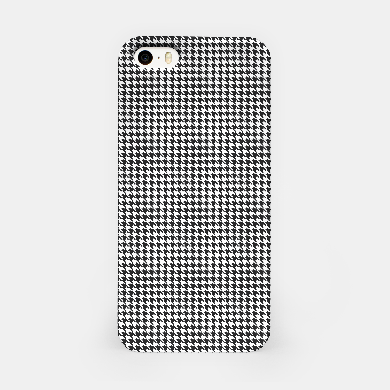 Foto Dogtooth pattern iPhone Case - Live Heroes