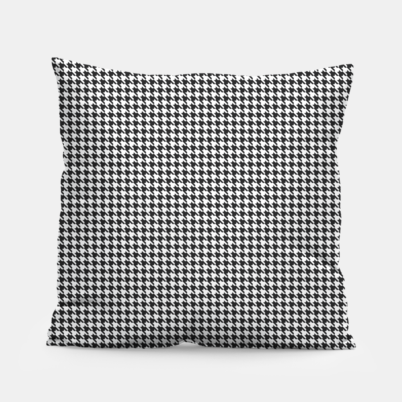 Image of Dogtooth pattern Pillow - Live Heroes