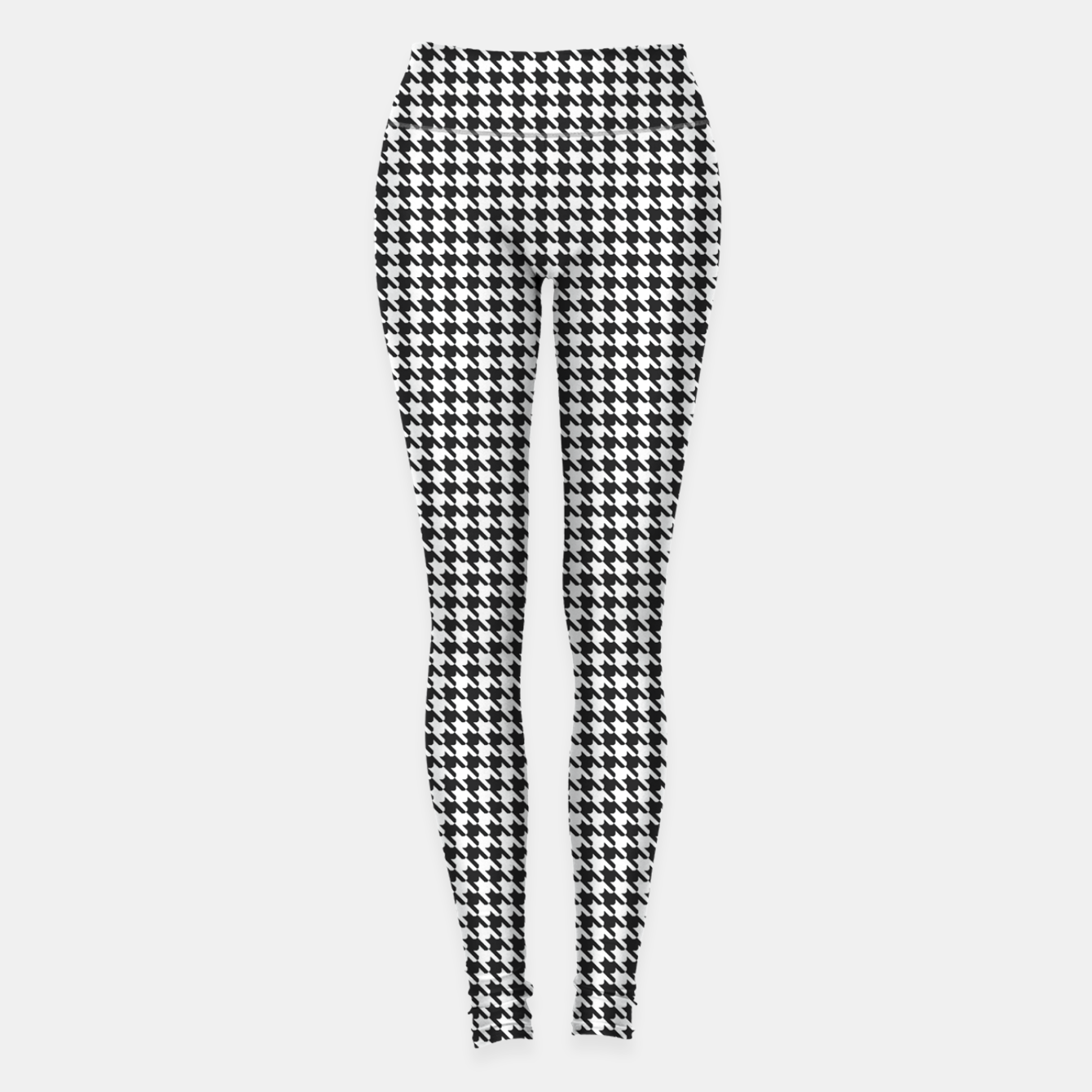 Image of Dogtooth pattern Leggings - Live Heroes