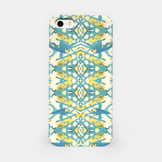 Thumbnail image of Colored Geometric Ornate Patterned Print iPhone Case, Live Heroes