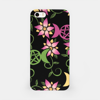 Thumbnail image of Triple Moon Green Witch iPhone Case, Live Heroes