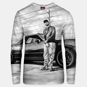 Currensy- El Camino Unisex sweater thumbnail image