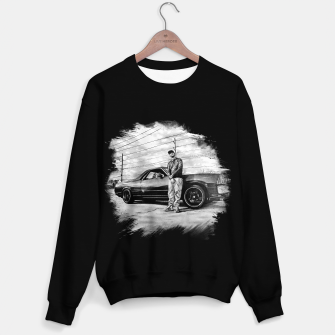 Thumbnail image of Currensy- El Camino Sweater regular, Live Heroes
