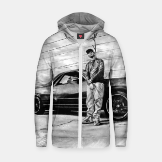 Currensy- El Camino Zip up hoodie thumbnail image