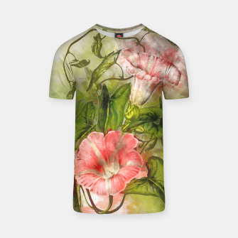 Thumbnail image of Blossom Pink T-shirt, Live Heroes