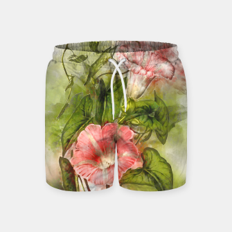 Thumbnail image of Blossom Pink Swim Shorts, Live Heroes