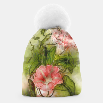 Thumbnail image of Blossom Pink Beanie, Live Heroes
