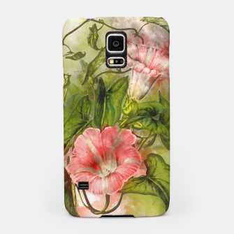 Miniatur Blossom Pink Samsung Case, Live Heroes