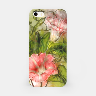 Miniatur Blossom Pink iPhone Case, Live Heroes