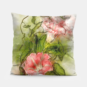 Thumbnail image of Blossom Pink Pillow, Live Heroes