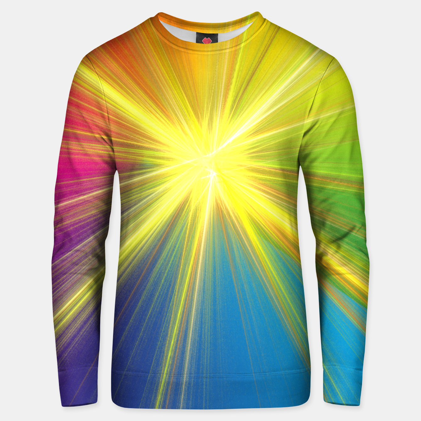 Image of A new Star Unisex sweatshirt - Live Heroes