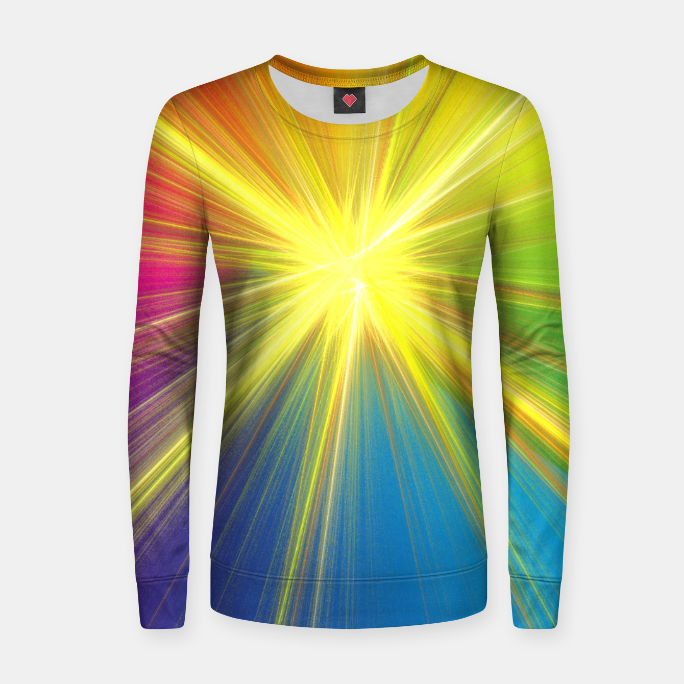 Image of A new Star Frauen sweatshirt - Live Heroes