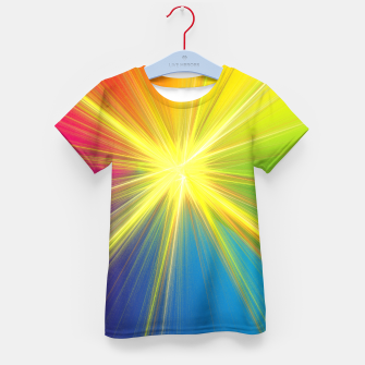 Thumbnail image of A new Star T-Shirt für kinder, Live Heroes