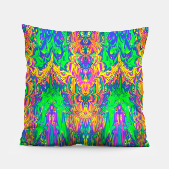 Miniatur Psychedelic Spill 24 Pillow, Live Heroes